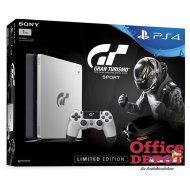 Sony PlayStation 4 PlayStation®4 1TB konzol + Gran Turismo Sport Limited Edition játékszoftver