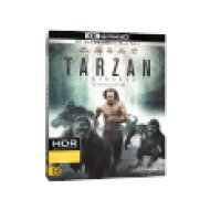Tarzan legendája (4K Ultra HD Blu-ray + Blu-ray)