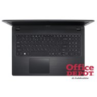 "Acer Aspire A315-51-30DD 15,6""/Intel Core i3-6006U/4GB/500GB/Int. VGA/Win10/fekete laptop"