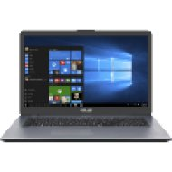 "VivoBook 17 X705UA-GC150T szürke notebook (17,3"" Full HD/Core i3/4GB/1TB HDD/Windows 10)"