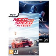 Need For Speed Payback vagy Star Wars Battlefront II* PS4, Xbox One