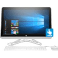 "22-b300nn fehér All in One számítógép 2BZ55EA (21,5"" FullHD touch/Core i3/4GB/1TB HDD/Windows 10)"
