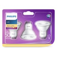 Philips LED Classic izzó 50W GU10 WW 230V 36D 3db/cs