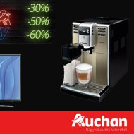 Black Friday az Auchanban!