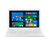 "VivoBook Max X541UA-GQ1292T fehér notebook (15,6"" matt/Core i3/4GB/500GB HDD/Windows 10)"