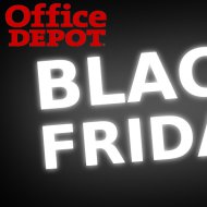 Black Friday az Office Depot-ban