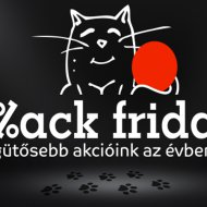 Black Friday az eMag-nál!