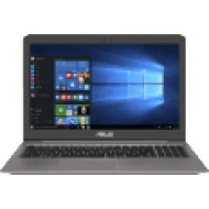 "ZenBook UX510UX-FI143T szürke notebook (15,6"" FullHD/Core i7/8GB/256GB+1TB/GTX 950M 2GB/Windows 10)"