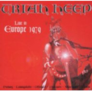 Live In Europe 1979 (CD)