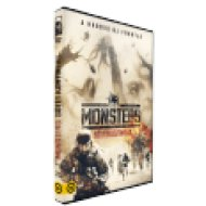 Monsters - Sötét kontinens DVD