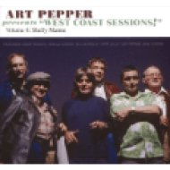 Art Pepper Presents West Coast Sessions!: Vol. 6: Shelly Manne (CD)