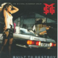 Built To Destroy (HQ) (Vinyl LP (nagylemez))