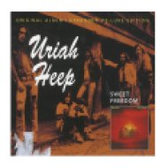 Sweet Freedom (CD)