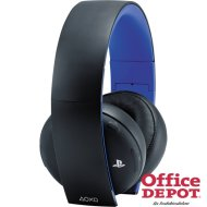 Sony PlayStation 4 fekete Wireless headset