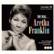 The Real Aretha Franklin (CD)
