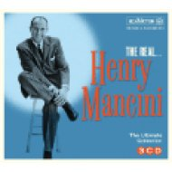 The Real Henry Mancini (CD)