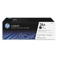 HP CB436AD/36A toner dupla, fekete
