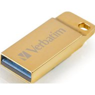 Pendrive 16GB Verbatim E.M. g USB 3.0 Exclusive Metal gold