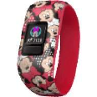 VivoFit junior 2  Disney Minnie Mouse okosóra fix szíjjal