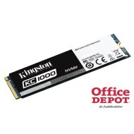 Kingston 960GB M.2 NVMe 2280 KC1000 (SKC1000/960G) SSD