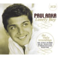 Lonely Boy (Early Recordings) (CD)