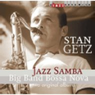 Jazz Samba/Big Band Bossa Nova (CD)