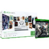 Xbox One S 500GB + 3 hónap Game Pass tagság + Gears of War 4
