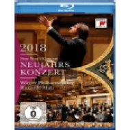 New Year's Concert 2018 (Blu-ray)