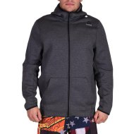 QUIK COTTON FULL ZIP HOODY