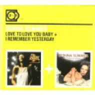2 for 1: Love To Love/I Remember Yesterday (CD)