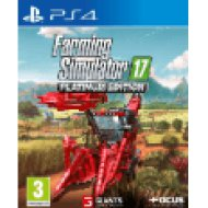 Farming Simulator 17 Platinum Edition (PlayStation 4)