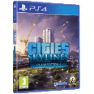 Cities Skylines (PlayStation 4)