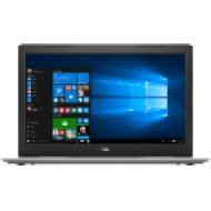 "Inspiron 5570-245207 ezüst notebook (15,6"" FHD/Core i7/16GB/256GB SSD+2TB HDD/R530 4GB/Windows 10)"