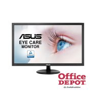 "Asus 24"" VP247HA LED DVI HDMI kávanélküli multimédia monitor"