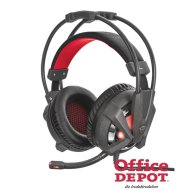 Trust GXT 353 Verus Bass Vibration gamer USB headset