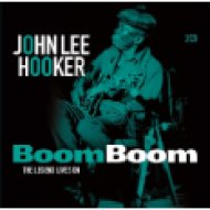 Boom Boom: The Legend Lives On (CD)