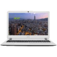 "Aspire ES1-572-54E1 fehér laptop NX.GKSEU.003 (15,6""/Core i5/4GB/1TB HDD/Linux)"