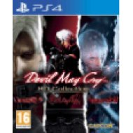 Devil May Cry HD Collection (PlayStation 4)
