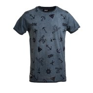 SAILOR  T-SHIRT  MEN BLUE