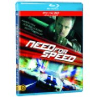 Need For Speed 3D Blu-ray