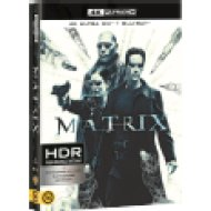 Mátrix (4K Ultra HD Blu-ray + Blu-ray)