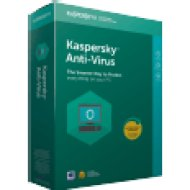 Kaspersky Anti-Virus 2018 (1 gép) (PC)