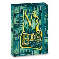 The Big City füzetbox A/5