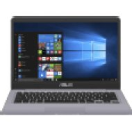"VivoBook S410UN-EB166T szürke laptop (14"" FullHD/Core i5/8GB/128GB SSD+1TB HDD/MX150 4GB/Windows 10)"