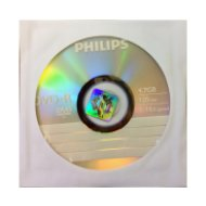 Philips DVD-R47 papírtokos