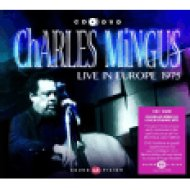 Live In Europe 1975 (CD + DVD)
