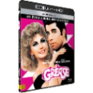 Grease (40 ?ves jubileumi v?ltozat) (4K Ultra HD Blu-ray + Blu-ray)
