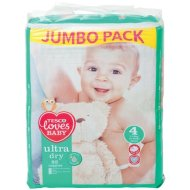Tesco Loves Baby pelenka jumbopack