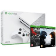 Xbox One S 500GB + Gears of War 4 Ultimate Edition + Halo 5