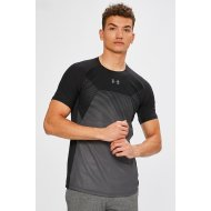 Under Armour - T-shirt Threadborne Vanish - fekete